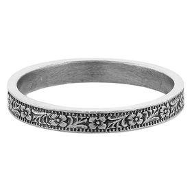 Vintage Sterling Silver Stack Ring